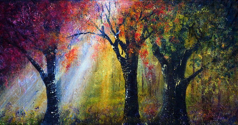 WIN A FREE PAINTING! by AnnMarieBone
