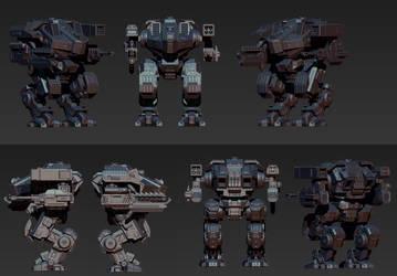 Robot HP1