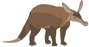 Aardvark by Patchi1995