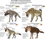 Patchi1995's Hyaenid Guidelines by Patchi1995