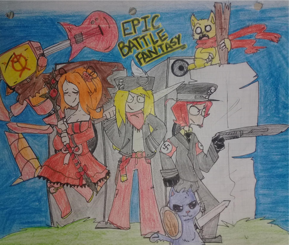 Epic Battle Fantasy by Atlasmilo