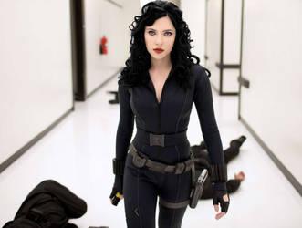 Selene Gallio - Agent of SWORD