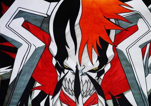 Ichigo Hollow Complete Color