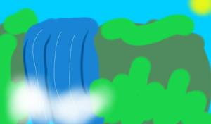 WATERFALLS by stardragon123456osij