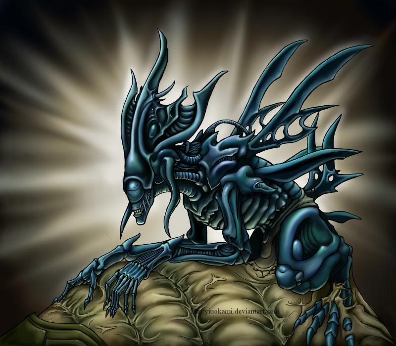 Queen Mother | Xenopedia | FANDOM powered by Wikia |Alien Queen Mother