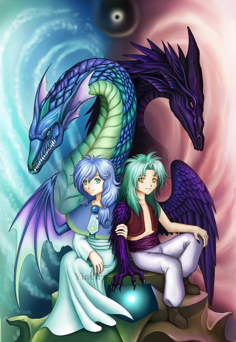 - Reborn Dragons - by Yiuokami