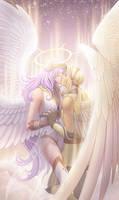 - Angeldust - by Yiuokami
