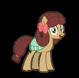 Yona (Pony Form) by EmeraldBlast63