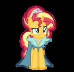 Pony Pal Sunset by EmeraldBlast63