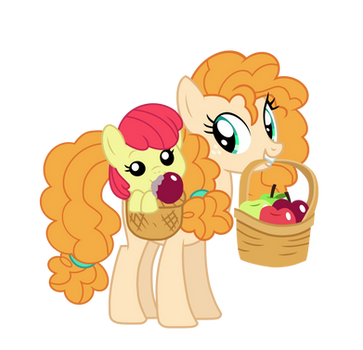 Mama and Lil' Bloom by EmeraldBlast63