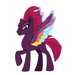 Rainbow Wings Tempest Shadow