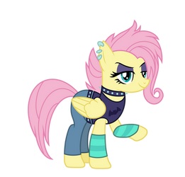 Crunchershy (Pony Form)