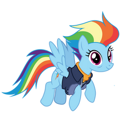 Future Rainbow Dash