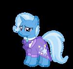 Future Trixie by EmeraldBlast63