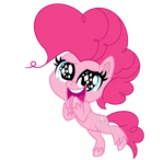 Chibi Pinkie Pie by EmeraldBlast63