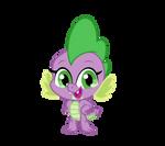 Chibi Spike by EmeraldBlast63