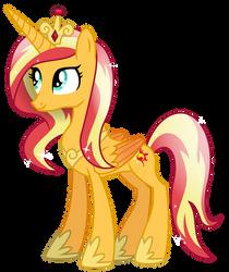 Young Princess by EmeraldBlast63