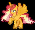 Reaching Royal Status by EmeraldBlast63