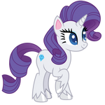 Pony Life Rarity by EmeraldBlast63