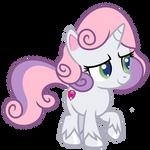 Pony Life Sweetie Belle by EmeraldBlast63
