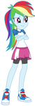 Rainbow Dash Redux by EmeraldBlast63