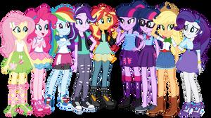 Equestria Girls Revival