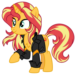 Sunset Shimmer Redesign