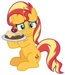Princess Cake (Happy Birthday Cryptid-Creations!)