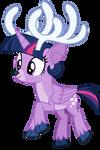 Reindeer Twilight Sparkle