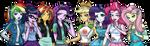 Despair Girls: The Chosen Ones by EmeraldBlast63