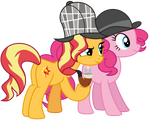 Pinkie and the Brain
