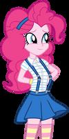 University Pinkie Pie