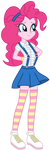 University Pinkie Pie by EmeraldBlast63