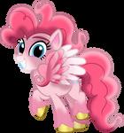 G5 Remastered Pinkie Pie by EmeraldBlast63