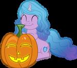 Pumpkin Pal by EmeraldBlast63