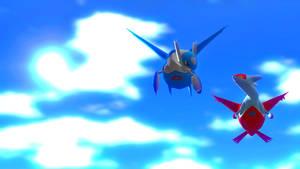 Pokemon: Latias and Latios