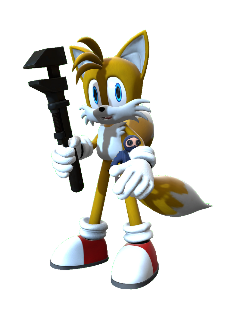Sonic Boom: Tails by Legoguy9875 on DeviantArt