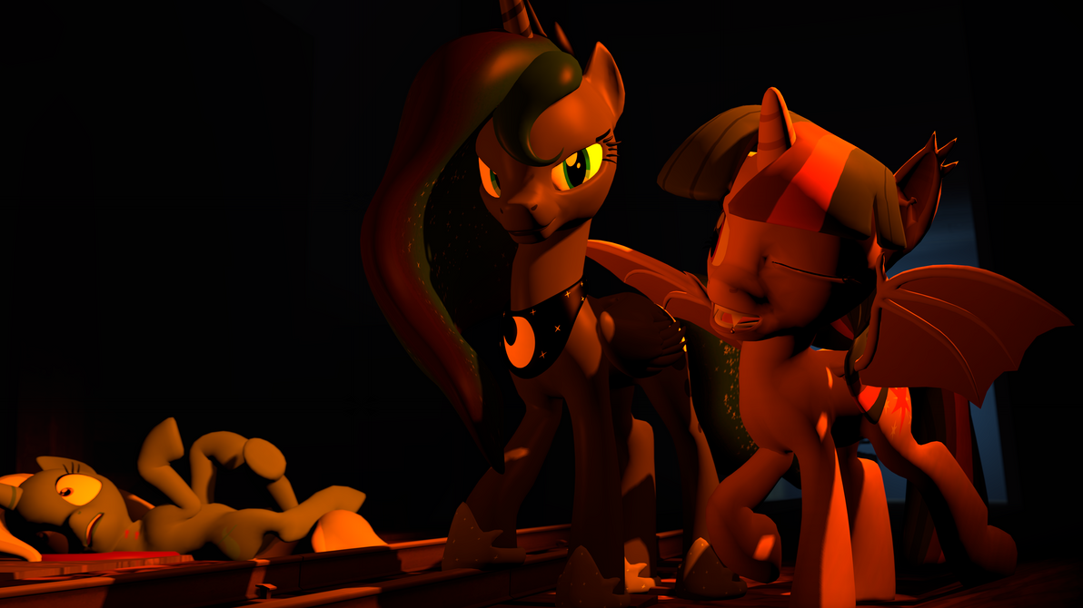 A Princess And Her Apprentice by Legoguy9875