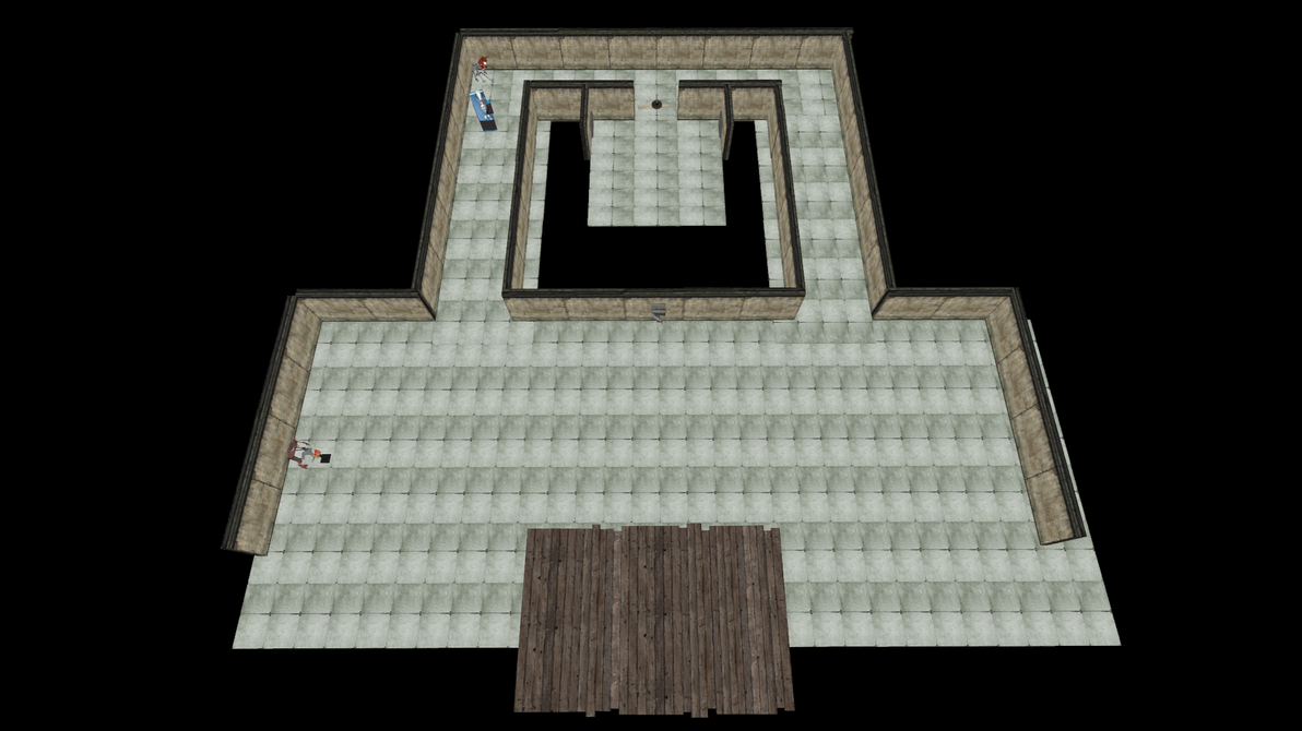 F:tFN Map Layout Wip by Legoguy9875