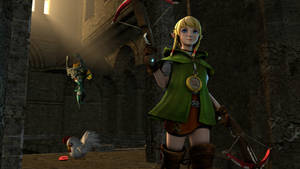 Linkle by Legoguy9875