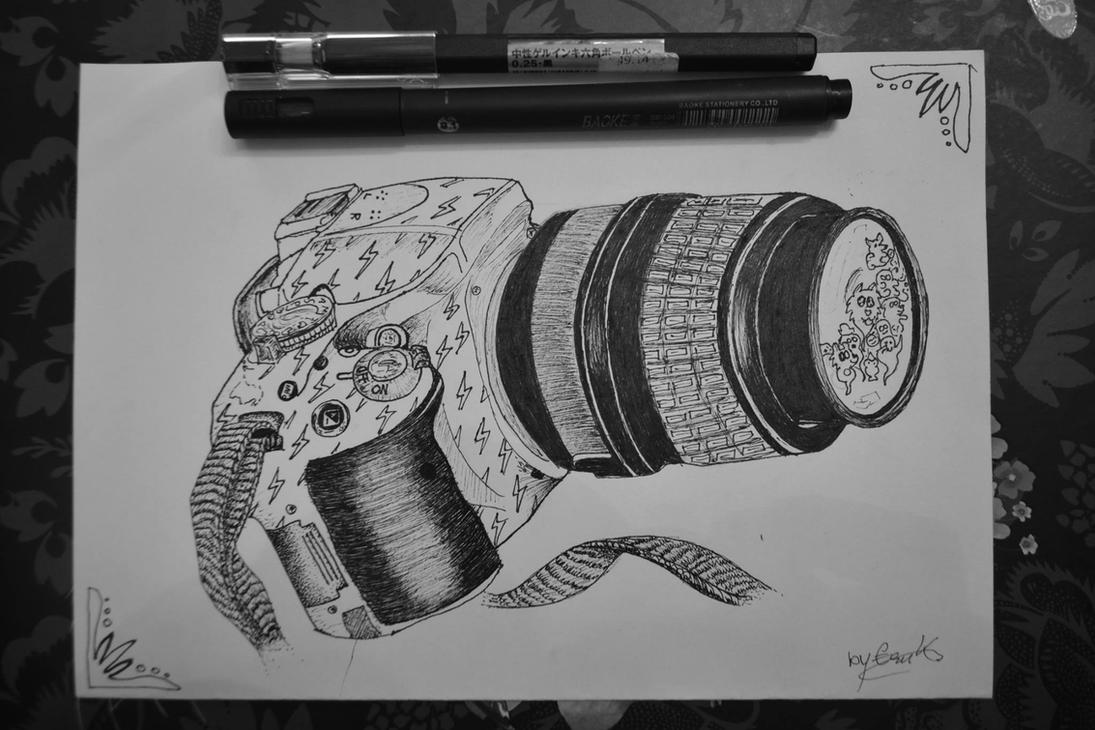 Groovy Camera by Deep-Larks
