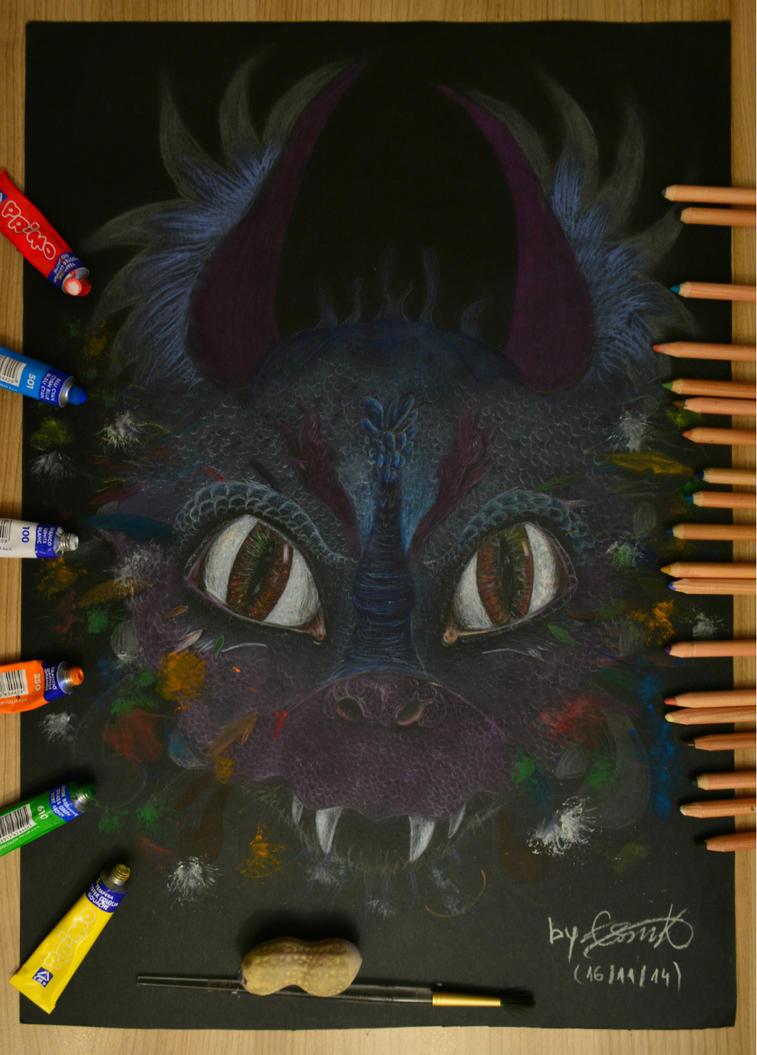 Carnaval Dragon by Deep-Larks