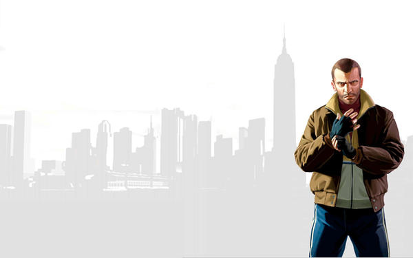 wallpapers 1680x1050. GTA IV Wallpaper 1680x1050 by