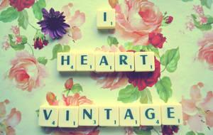 I Heart Vintage by EneKiedis