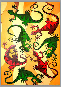 Gecko Party