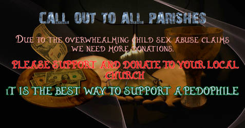 Donations Please