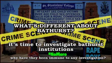 Time to investigate bathurst