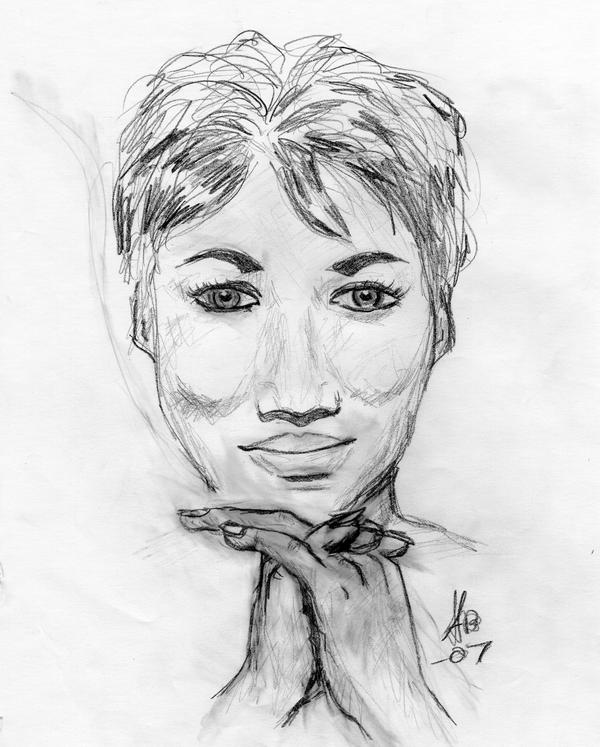 Aretha Franklin by fenomena2