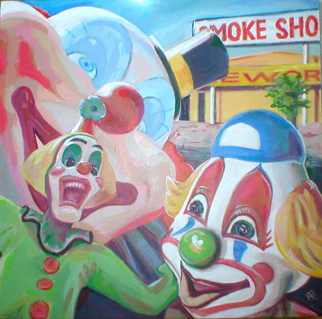 clownshop by timmount