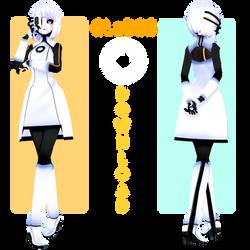 [MMD]GLaDOS DL